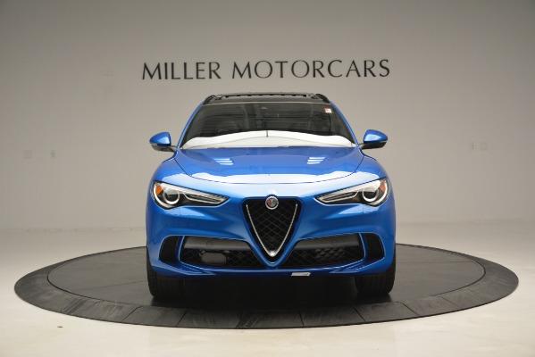 New 2019 Alfa Romeo Stelvio Quadrifoglio for sale $86,790 at Rolls-Royce Motor Cars Greenwich in Greenwich CT 06830 19