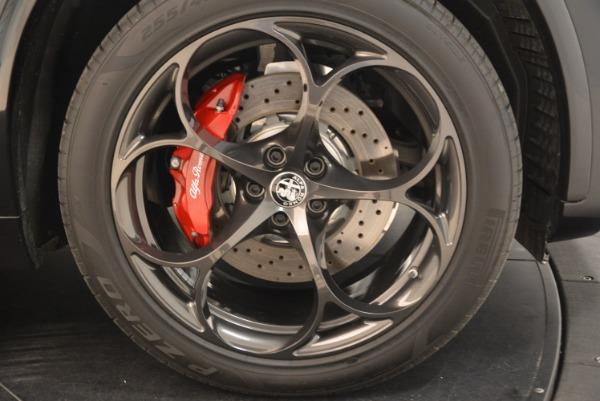 New 2019 Alfa Romeo Stelvio Quadrifoglio for sale Sold at Rolls-Royce Motor Cars Greenwich in Greenwich CT 06830 25