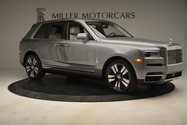 New 2019 Rolls-Royce Cullinan for sale Sold at Rolls-Royce Motor Cars Greenwich in Greenwich CT 06830 12