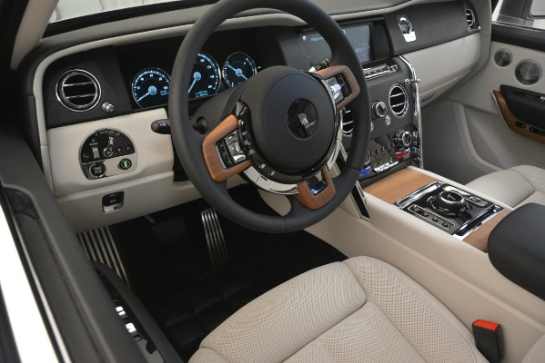 New 2019 Rolls-Royce Cullinan for sale Sold at Rolls-Royce Motor Cars Greenwich in Greenwich CT 06830 21