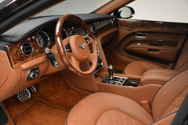 Used 2016 Bentley Mulsanne Speed for sale Sold at Rolls-Royce Motor Cars Greenwich in Greenwich CT 06830 14