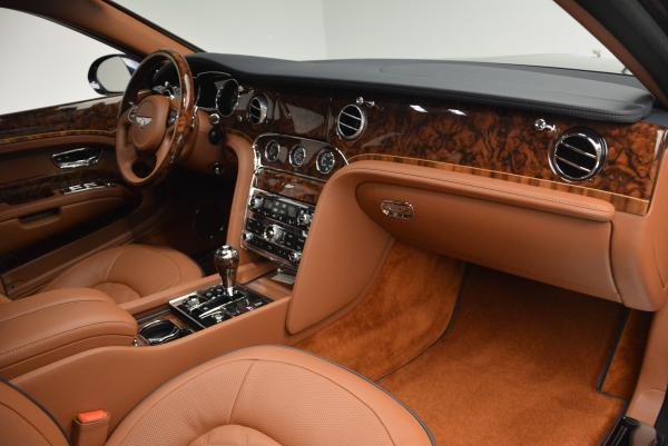 Used 2016 Bentley Mulsanne Speed for sale Sold at Rolls-Royce Motor Cars Greenwich in Greenwich CT 06830 20