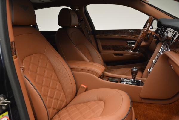 Used 2016 Bentley Mulsanne Speed for sale Sold at Rolls-Royce Motor Cars Greenwich in Greenwich CT 06830 21