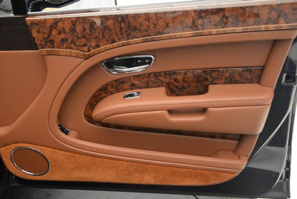 Used 2016 Bentley Mulsanne Speed for sale Sold at Rolls-Royce Motor Cars Greenwich in Greenwich CT 06830 25