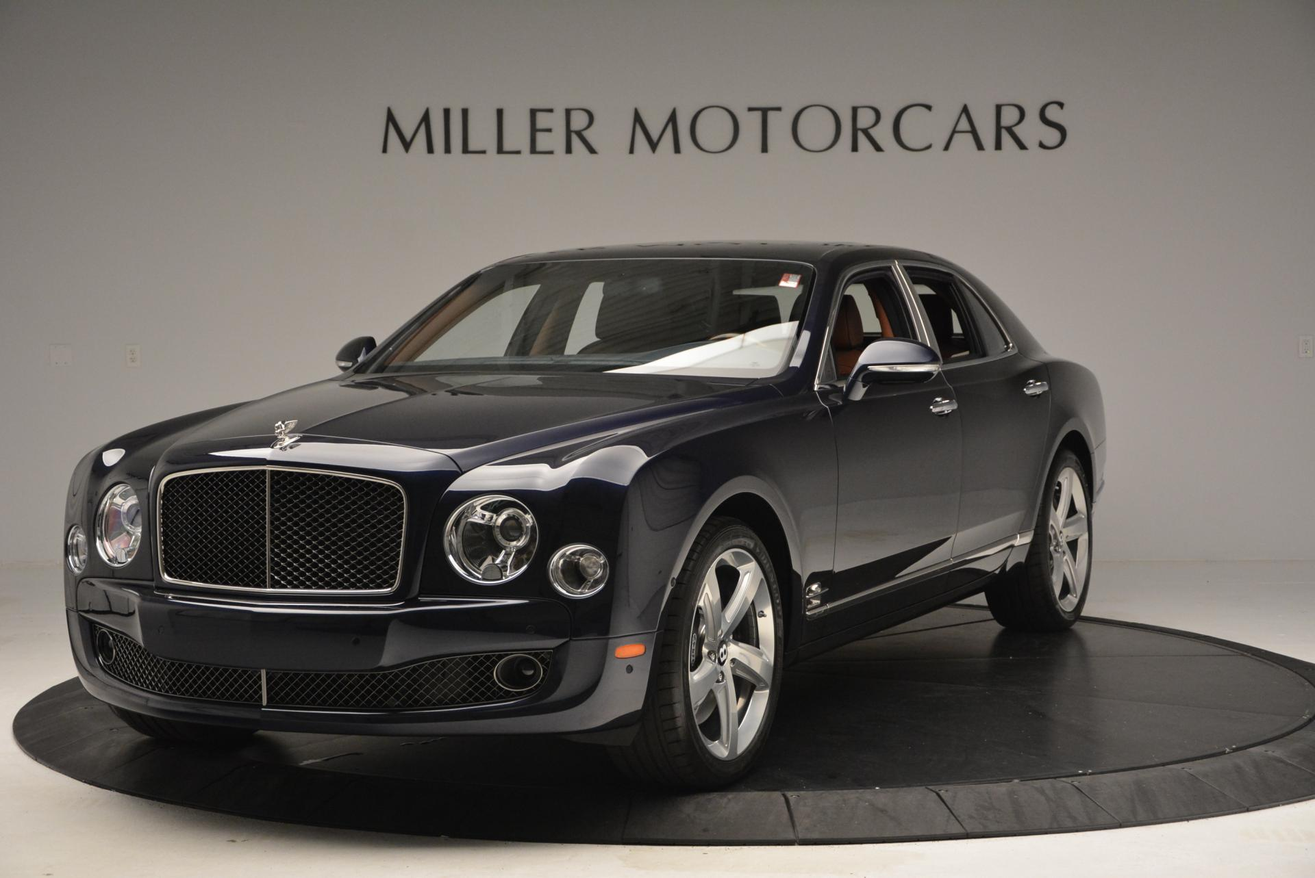 Used 2016 Bentley Mulsanne Speed for sale Sold at Rolls-Royce Motor Cars Greenwich in Greenwich CT 06830 1