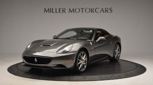 Used 2011 Ferrari California for sale Sold at Rolls-Royce Motor Cars Greenwich in Greenwich CT 06830 12