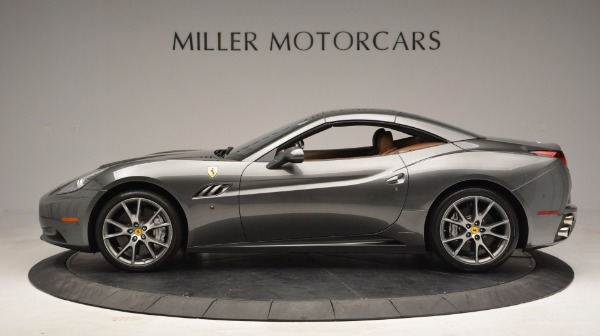 Used 2011 Ferrari California for sale Sold at Rolls-Royce Motor Cars Greenwich in Greenwich CT 06830 14