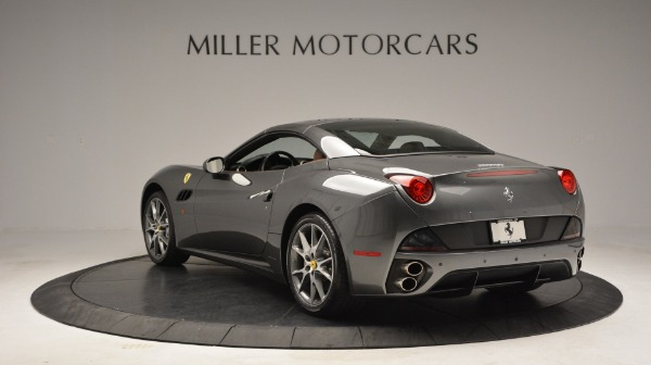 Used 2011 Ferrari California for sale Sold at Rolls-Royce Motor Cars Greenwich in Greenwich CT 06830 16