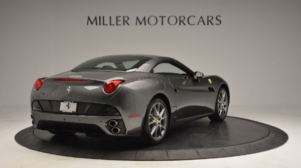 Used 2011 Ferrari California for sale Sold at Rolls-Royce Motor Cars Greenwich in Greenwich CT 06830 18