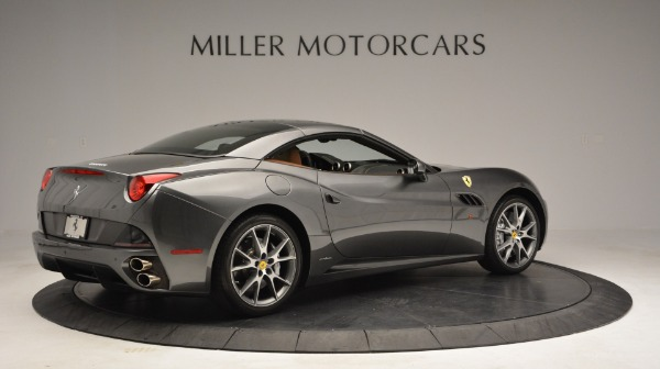 Used 2011 Ferrari California for sale Sold at Rolls-Royce Motor Cars Greenwich in Greenwich CT 06830 19