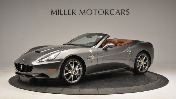 Used 2011 Ferrari California for sale Sold at Rolls-Royce Motor Cars Greenwich in Greenwich CT 06830 2