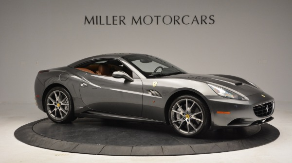 Used 2011 Ferrari California for sale Sold at Rolls-Royce Motor Cars Greenwich in Greenwich CT 06830 21