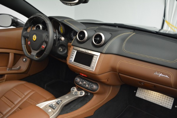 Used 2011 Ferrari California for sale Sold at Rolls-Royce Motor Cars Greenwich in Greenwich CT 06830 28