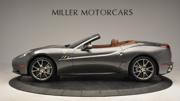Used 2011 Ferrari California for sale Sold at Rolls-Royce Motor Cars Greenwich in Greenwich CT 06830 3