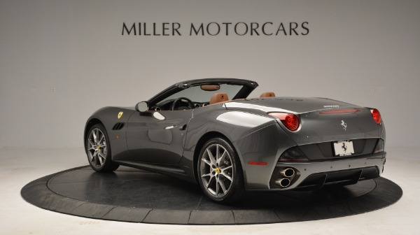 Used 2011 Ferrari California for sale Sold at Rolls-Royce Motor Cars Greenwich in Greenwich CT 06830 5