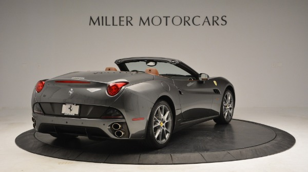 Used 2011 Ferrari California for sale Sold at Rolls-Royce Motor Cars Greenwich in Greenwich CT 06830 6