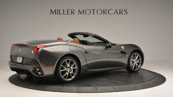 Used 2011 Ferrari California for sale Sold at Rolls-Royce Motor Cars Greenwich in Greenwich CT 06830 7