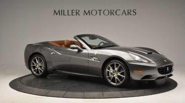 Used 2011 Ferrari California for sale Sold at Rolls-Royce Motor Cars Greenwich in Greenwich CT 06830 9