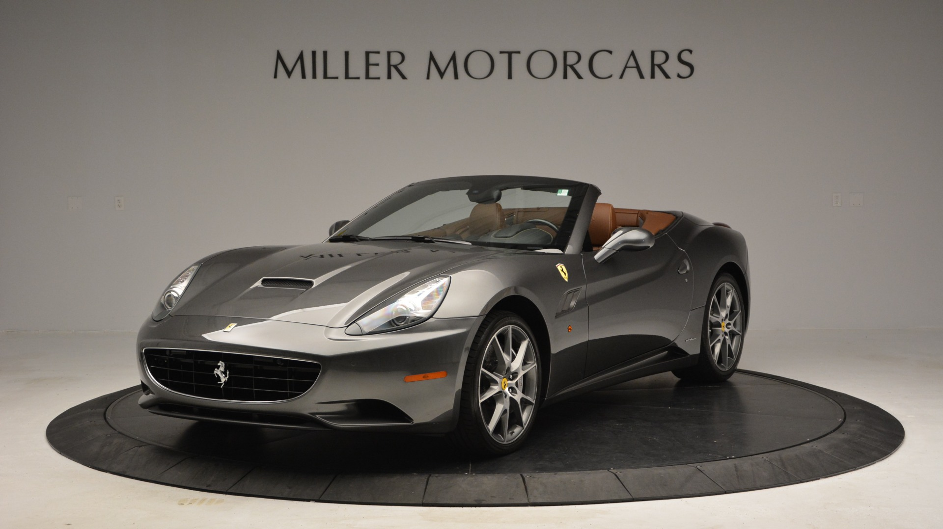 Used 2011 Ferrari California for sale Sold at Rolls-Royce Motor Cars Greenwich in Greenwich CT 06830 1