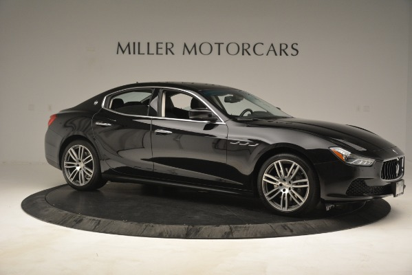 Used 2015 Maserati Ghibli S Q4 for sale Sold at Rolls-Royce Motor Cars Greenwich in Greenwich CT 06830 10