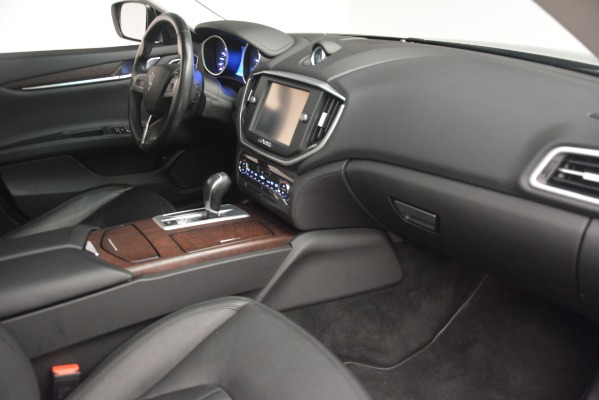Used 2015 Maserati Ghibli S Q4 for sale Sold at Rolls-Royce Motor Cars Greenwich in Greenwich CT 06830 18