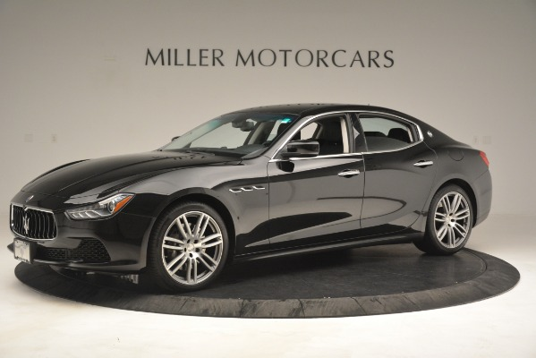 Used 2015 Maserati Ghibli S Q4 for sale Sold at Rolls-Royce Motor Cars Greenwich in Greenwich CT 06830 2