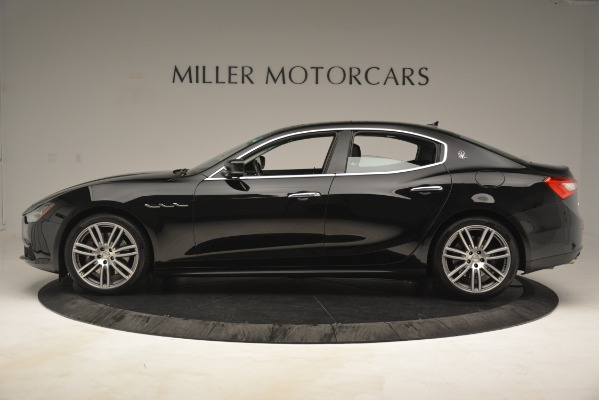 Used 2015 Maserati Ghibli S Q4 for sale Sold at Rolls-Royce Motor Cars Greenwich in Greenwich CT 06830 3