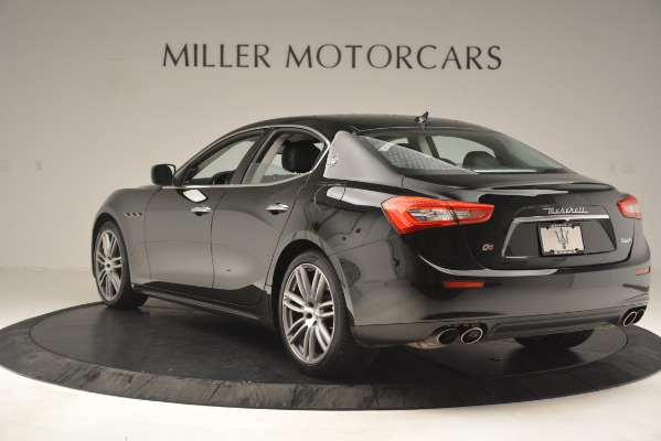Used 2015 Maserati Ghibli S Q4 for sale Sold at Rolls-Royce Motor Cars Greenwich in Greenwich CT 06830 5