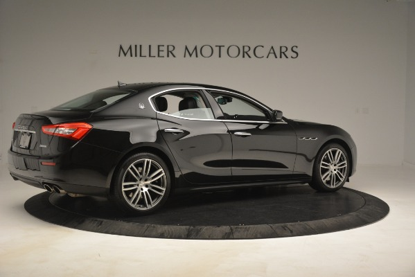 Used 2015 Maserati Ghibli S Q4 for sale Sold at Rolls-Royce Motor Cars Greenwich in Greenwich CT 06830 8