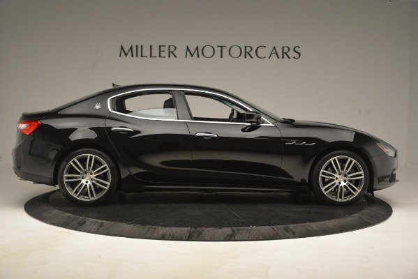 Used 2015 Maserati Ghibli S Q4 for sale Sold at Rolls-Royce Motor Cars Greenwich in Greenwich CT 06830 9