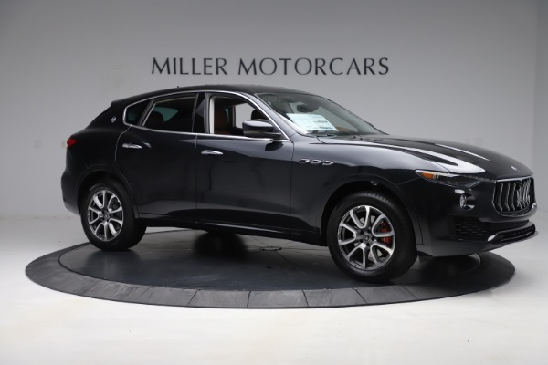 New 2019 Maserati Levante Q4 for sale Sold at Rolls-Royce Motor Cars Greenwich in Greenwich CT 06830 10
