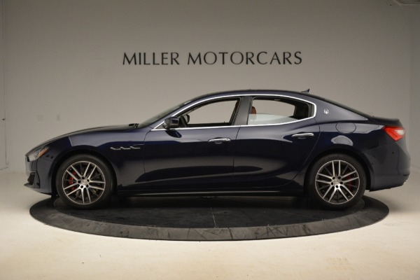 Used 2019 Maserati Ghibli S Q4 for sale Sold at Rolls-Royce Motor Cars Greenwich in Greenwich CT 06830 3