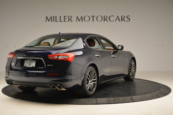 Used 2019 Maserati Ghibli S Q4 for sale Sold at Rolls-Royce Motor Cars Greenwich in Greenwich CT 06830 7