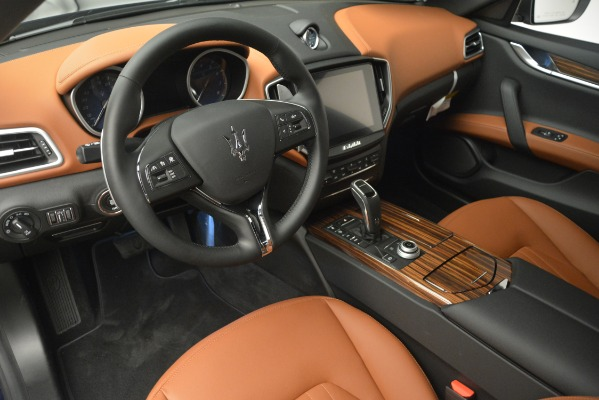 New 2019 Maserati Ghibli S Q4 for sale Sold at Rolls-Royce Motor Cars Greenwich in Greenwich CT 06830 13