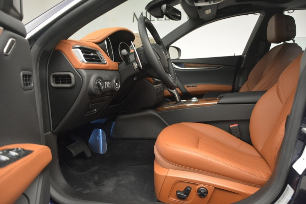 New 2019 Maserati Ghibli S Q4 for sale Sold at Rolls-Royce Motor Cars Greenwich in Greenwich CT 06830 14
