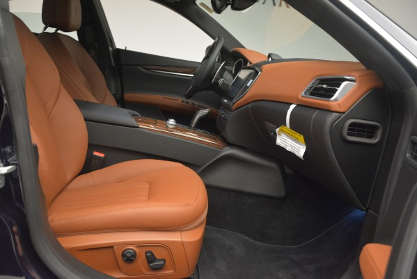 New 2019 Maserati Ghibli S Q4 for sale Sold at Rolls-Royce Motor Cars Greenwich in Greenwich CT 06830 22