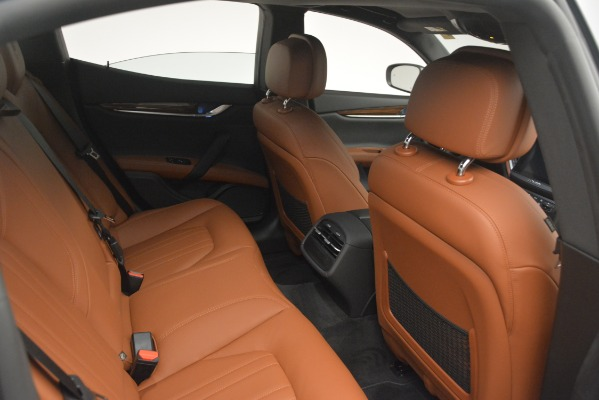 New 2019 Maserati Ghibli S Q4 for sale Sold at Rolls-Royce Motor Cars Greenwich in Greenwich CT 06830 25