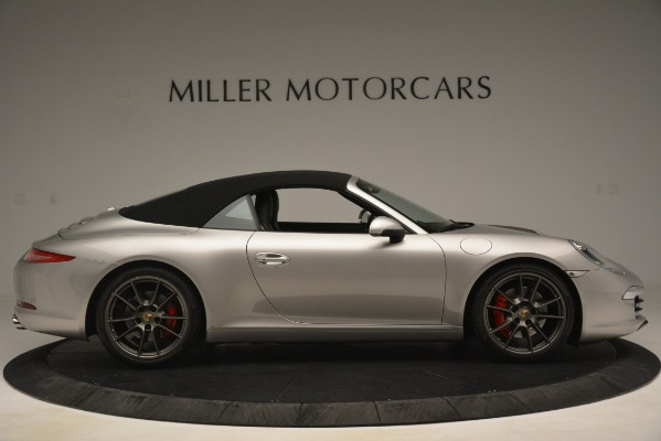 Used 2013 Porsche 911 Carrera S for sale Sold at Rolls-Royce Motor Cars Greenwich in Greenwich CT 06830 18