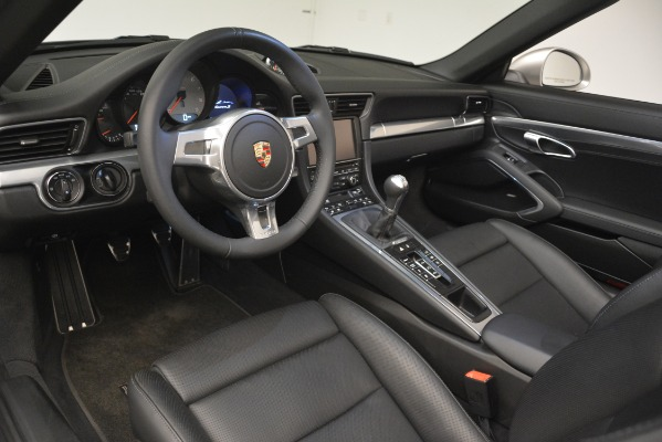 Used 2013 Porsche 911 Carrera S for sale Sold at Rolls-Royce Motor Cars Greenwich in Greenwich CT 06830 19