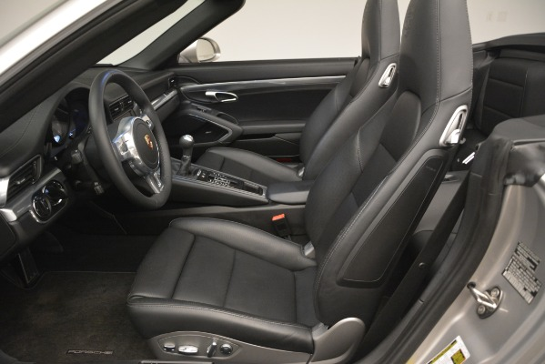 Used 2013 Porsche 911 Carrera S for sale Sold at Rolls-Royce Motor Cars Greenwich in Greenwich CT 06830 20