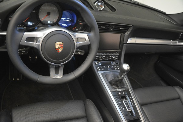 Used 2013 Porsche 911 Carrera S for sale Sold at Rolls-Royce Motor Cars Greenwich in Greenwich CT 06830 23