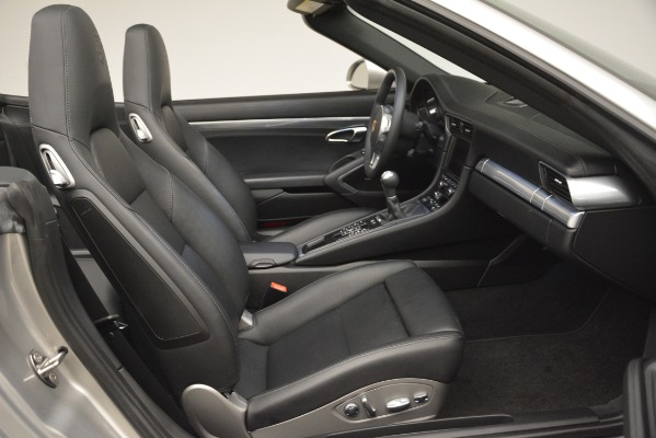 Used 2013 Porsche 911 Carrera S for sale Sold at Rolls-Royce Motor Cars Greenwich in Greenwich CT 06830 25