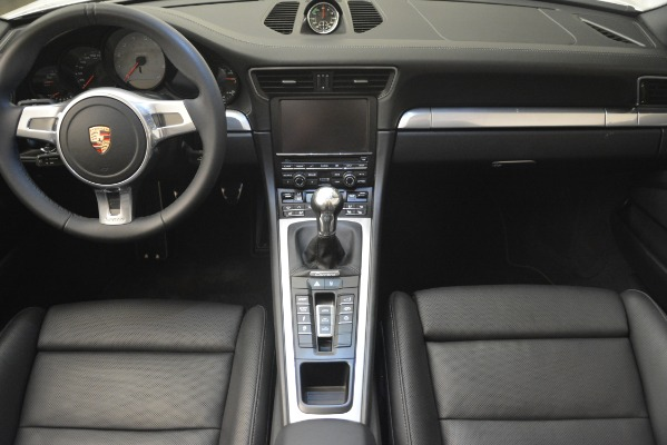 Used 2013 Porsche 911 Carrera S for sale Sold at Rolls-Royce Motor Cars Greenwich in Greenwich CT 06830 28