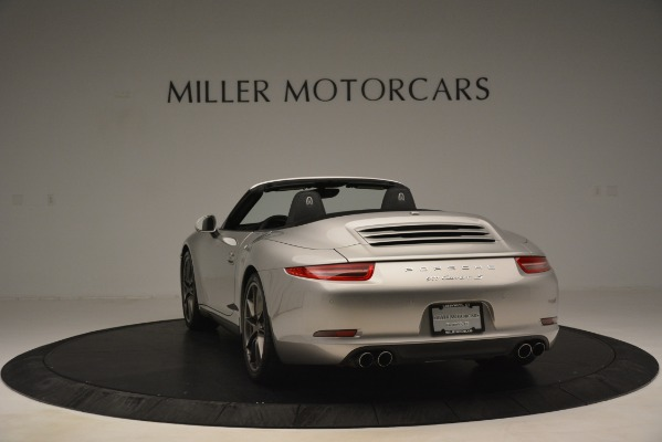 Used 2013 Porsche 911 Carrera S for sale Sold at Rolls-Royce Motor Cars Greenwich in Greenwich CT 06830 5