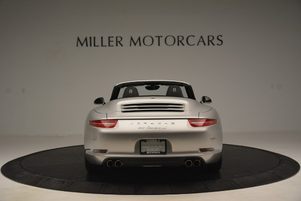 Used 2013 Porsche 911 Carrera S for sale Sold at Rolls-Royce Motor Cars Greenwich in Greenwich CT 06830 6