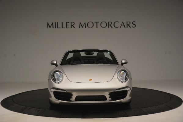 Used 2013 Porsche 911 Carrera S for sale Sold at Rolls-Royce Motor Cars Greenwich in Greenwich CT 06830 7