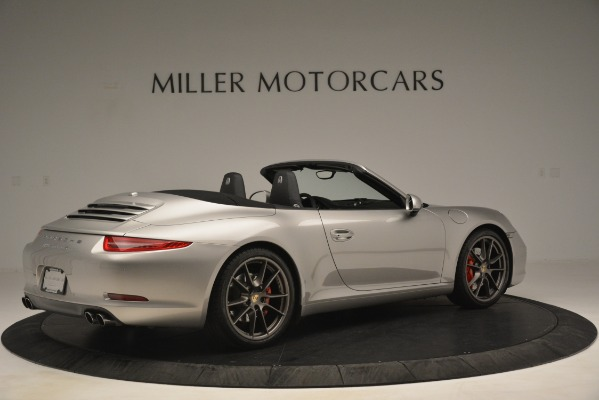 Used 2013 Porsche 911 Carrera S for sale Sold at Rolls-Royce Motor Cars Greenwich in Greenwich CT 06830 9