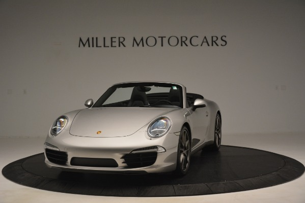 Used 2013 Porsche 911 Carrera S for sale Sold at Rolls-Royce Motor Cars Greenwich in Greenwich CT 06830 1