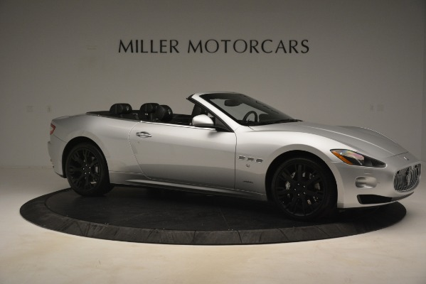 Used 2016 Maserati GranTurismo for sale Sold at Rolls-Royce Motor Cars Greenwich in Greenwich CT 06830 10