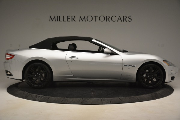 Used 2016 Maserati GranTurismo for sale Sold at Rolls-Royce Motor Cars Greenwich in Greenwich CT 06830 17